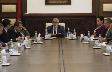 Barometre Politique Maroc Averty